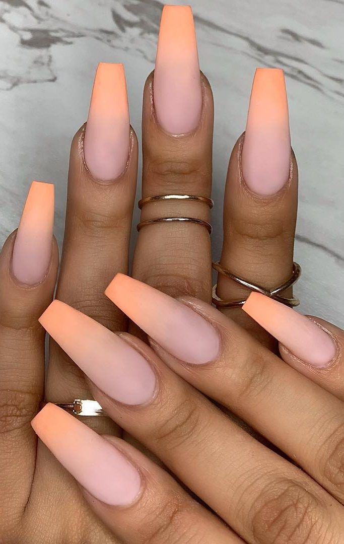 50 Best Ombre Nails Art Designs Ideas And Images For 2019 Page 26