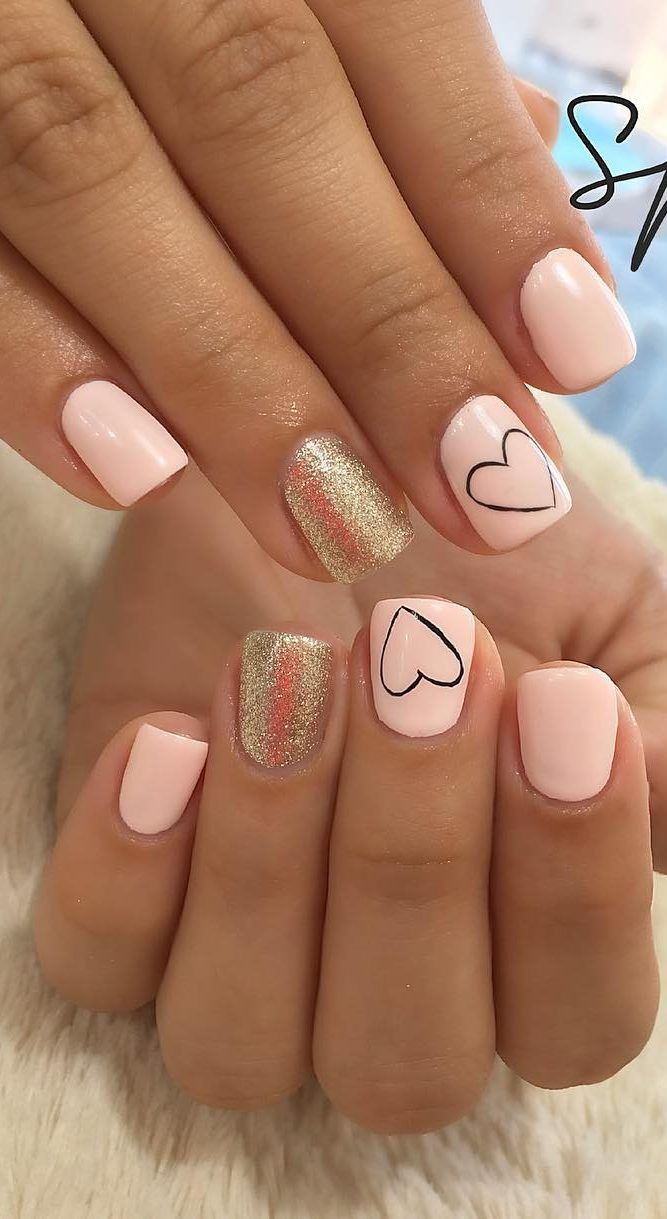 40 Stylish Easy Nail Polish Art Designs For This Summer For 2019 Lasdiest Com Daily Women Blog