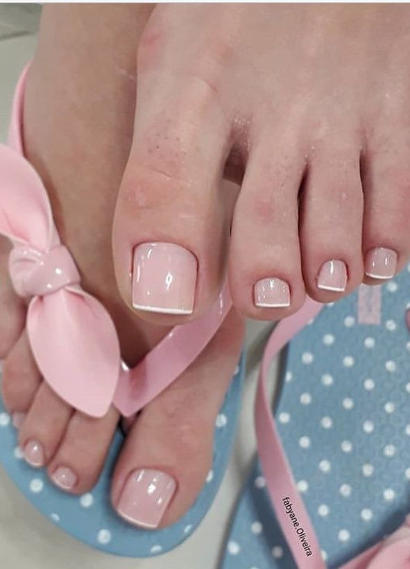 Summer 2019 Pedicure Ideas 38 Adorable Toe Nail Designs For This Summer Pedicure NailArt