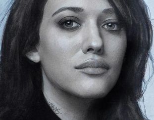32-awesome-women-charcoal-drawing-images-and-ideas