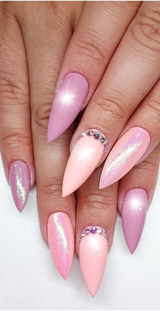 44+ Cool And Stylish Summer Nails Designs Ideas and Models ...