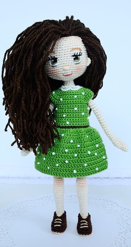 Lovely Amigurumi Doll, Animal, Plant, Cake and Ornaments Pattern ... | 1011x537