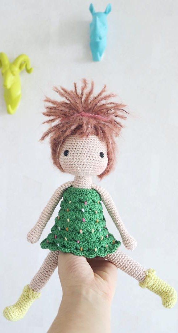 48+ Fantastic Amigurumi Crochet Pattern Ideas for 2020 - Page 34 ... | 1080x577
