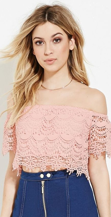 55+ Most Popular And Amazing Crochet Top Pattern Ideas Of 2019 And 2020 - Page 36 Of 55 - Lasdiest.Com Daily Women Blog! - Diy Crafts