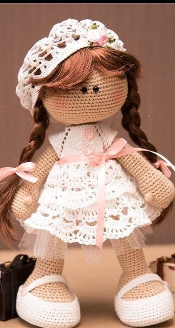 37+ Free Amigurumi Crochet Doll Pattern and Design ideas | Crochet ... | 669x357