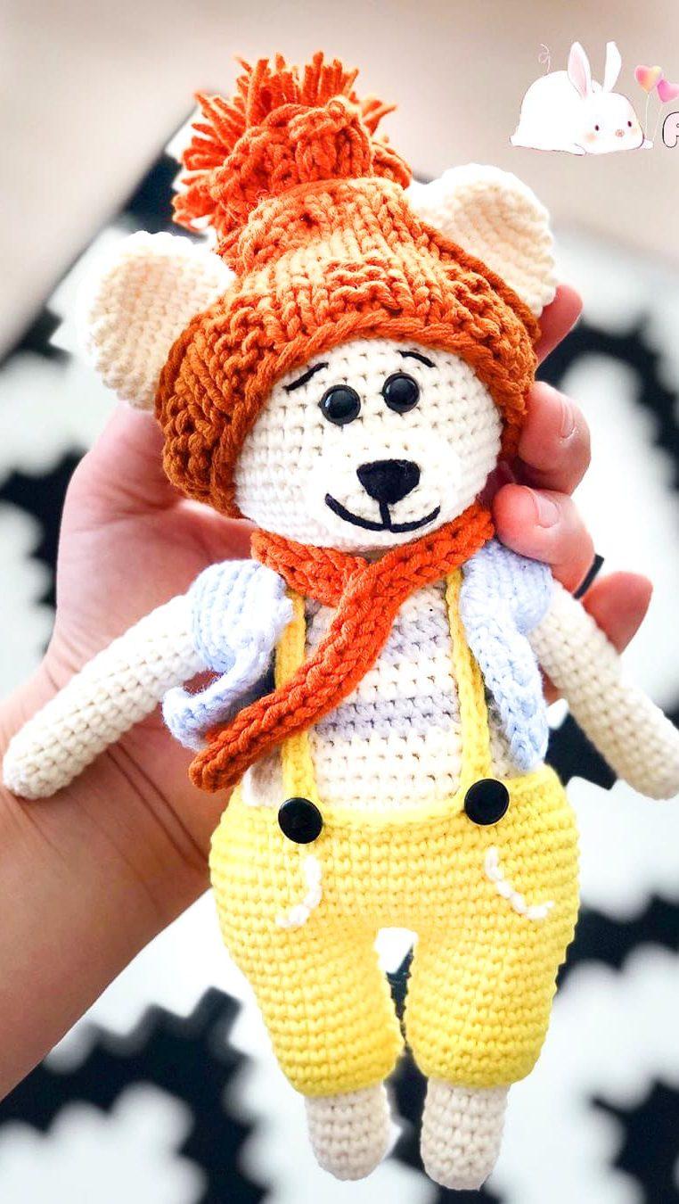Amigurumi Unicorn Free Crochet Pattern - Amigurumi Picpin | 1350x762