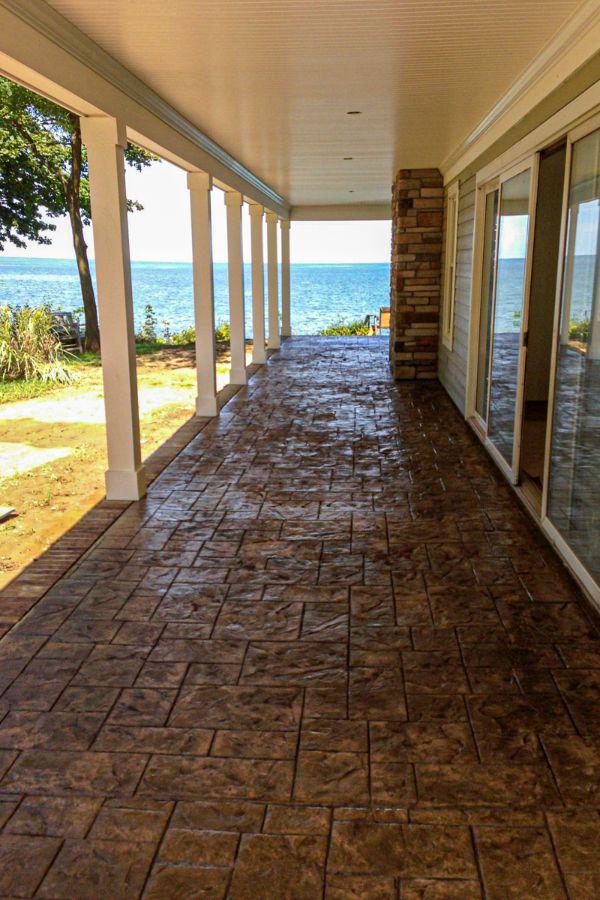 44+ Fabulous concrete patio ideas for your backyard - Page ...