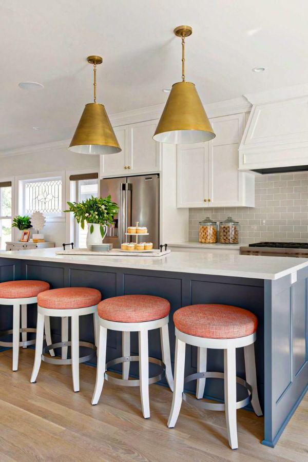 45 fantastic large kitchen island design ideas for you