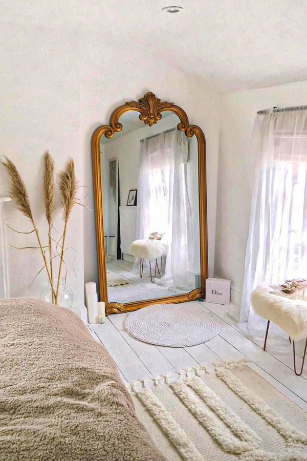 44 new and best bedroom mirror design ideas for 2020