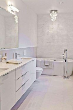 wonderful-white-bathroom-design-ideas-for-home