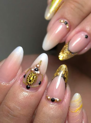 46-amazing-cool-nail-designs-for-almond-shaped-nails-ideas
